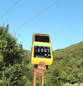 strumento misura campi elettromagnetici in bassa frequenza