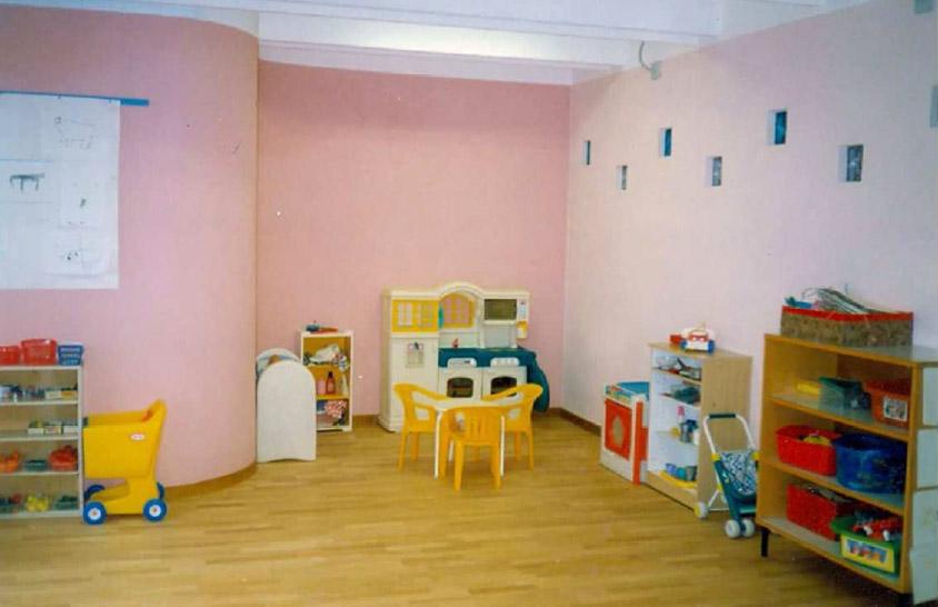 Ristrutturazione della scuola materna a brescia nave for Scuola moda brescia